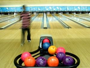 Bowling balls image