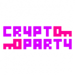 CryptoParty logo