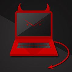 Evil Computer photo