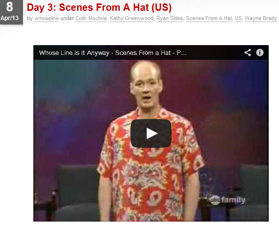 Whose Line 365 screenshot