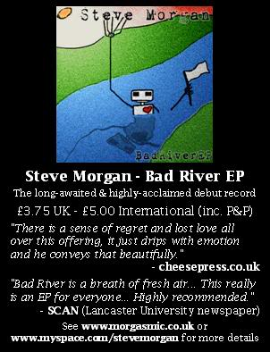 Bad River EP banner