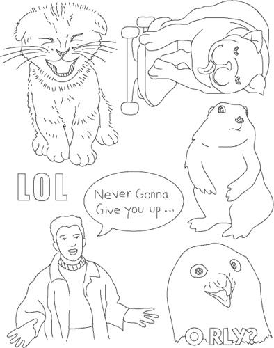 Meme sketch
