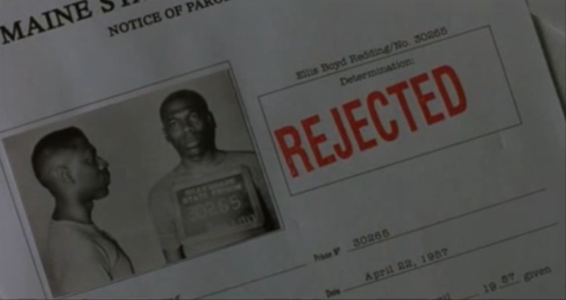 Red's 2nd rejection image