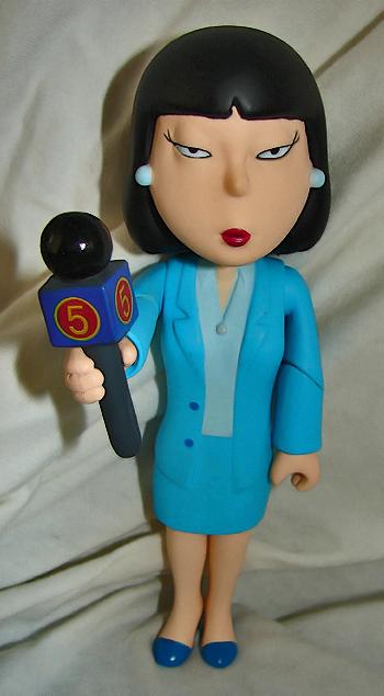 Family Guy reporter image