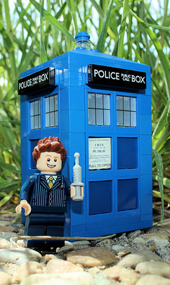 LEGO Doctor Who image
