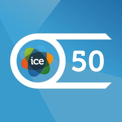 ICE 50 logo