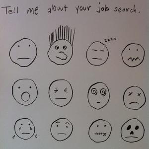Job search image
