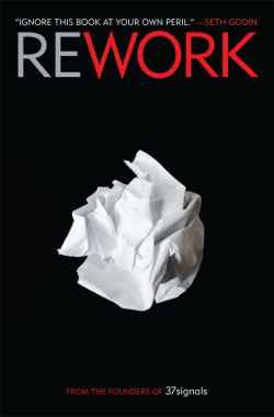 ReWork book cover image