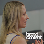 Sharon Flaherty, BrandContent