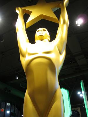 Award statue image