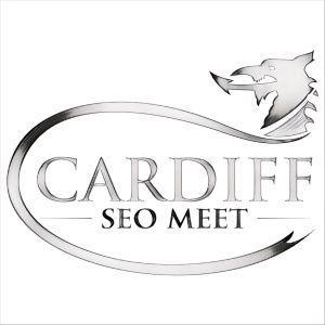 Cardiff SEO Meet logo (Prisma'ed)