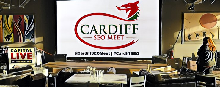 Cardiff SEO Meet at Bierkeller (Prisma)