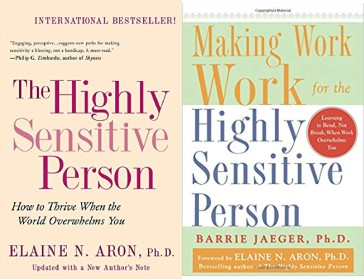 HSP book covers