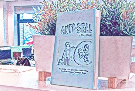 Anti-Sell paperback Prisma 3