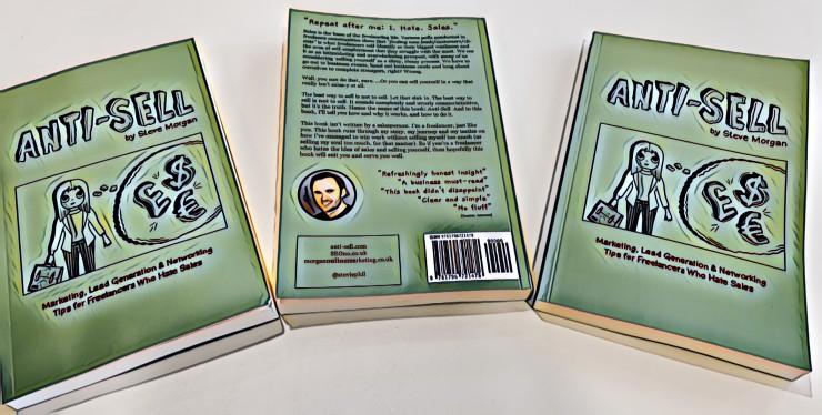 Anti-Sell paperbacks (Prisma)